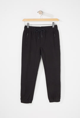 Zoo York Boys Zip Jogger