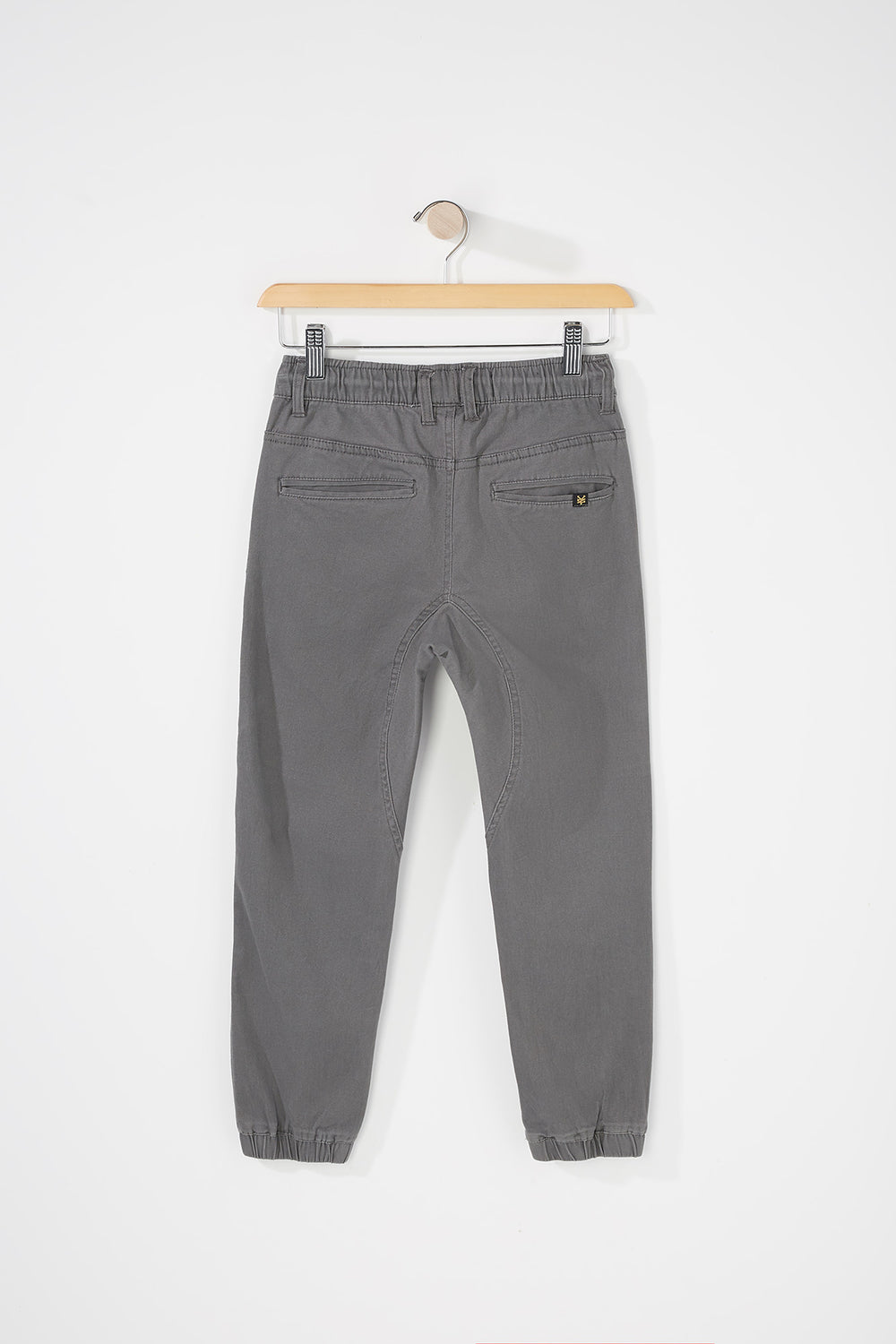 Jogger Avec Zip Zoo York Junior Gris