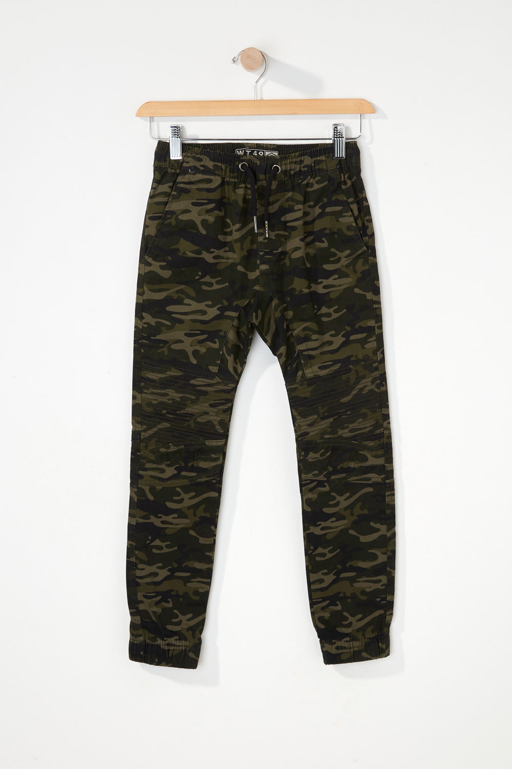 West49 Boys Camo Moto Jogger Camouflage