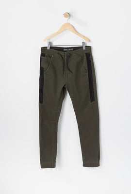 Zoo York Youth Solid Panel Jogger