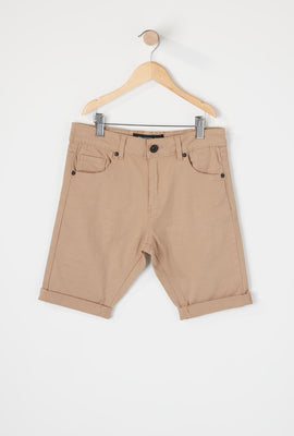 Zoo York Boys Solid Shorts