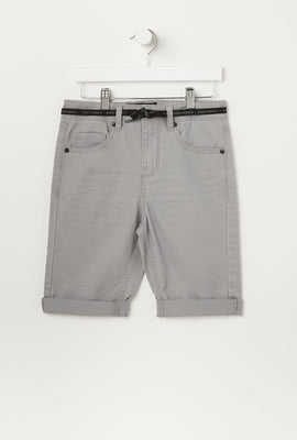 Zoo York Youth Roll-Up Shorts