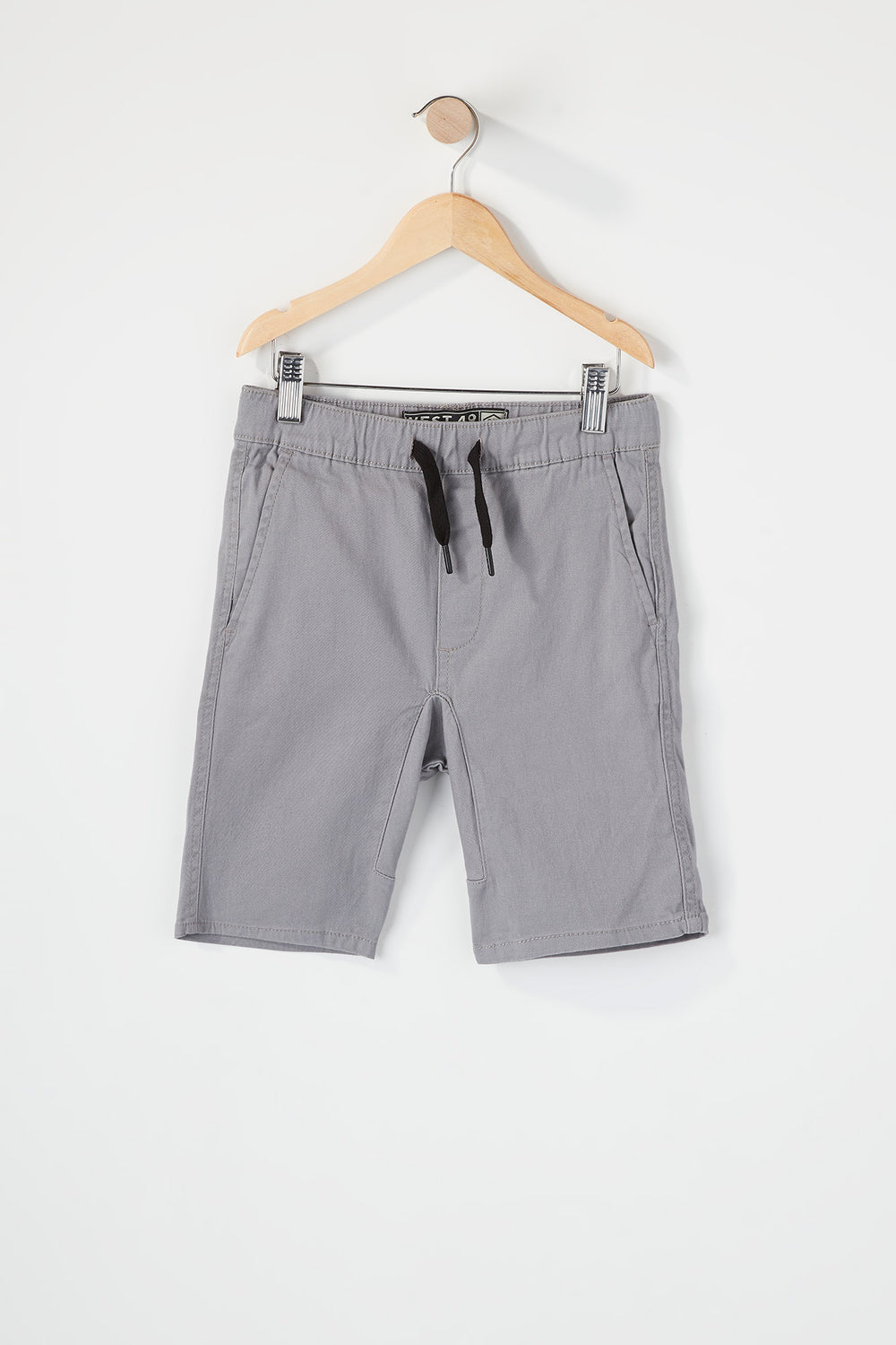 West49 Boys Jogger Short Heather Grey