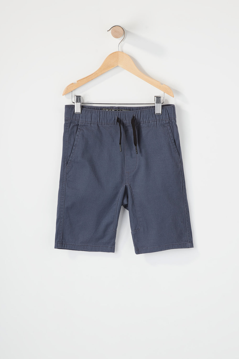 West49 Boys Jogger Short Silver