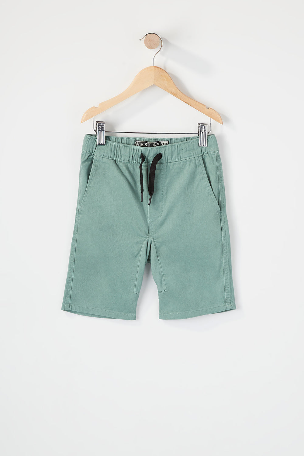 West49 Boys Jogger Short Sage