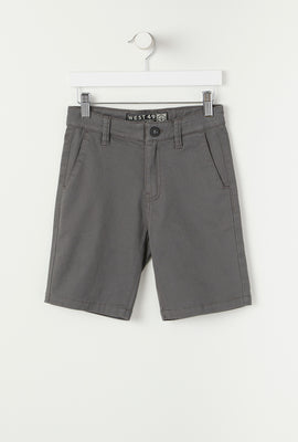 West49 Youth Twill Street Short