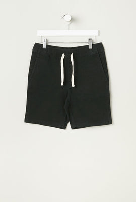 Short Couleur Unie Zoo York Junior