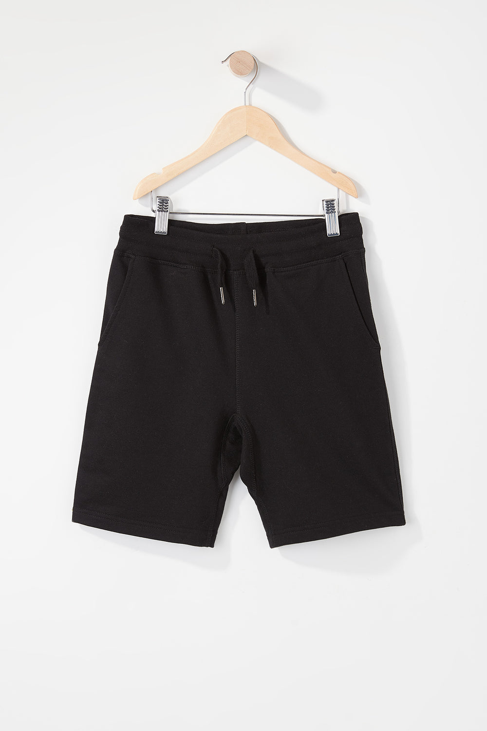 West49 Boys Basic Short Black