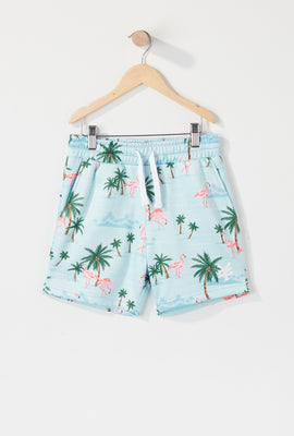 Zoo York Boys Flamingo Short