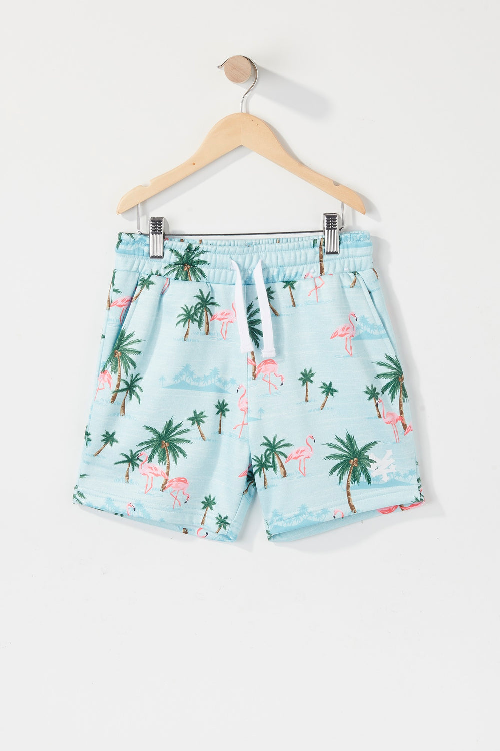 Zoo York Boys Flamingo Short Sage