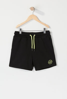 Short Fluo Young & Reckless Garçon