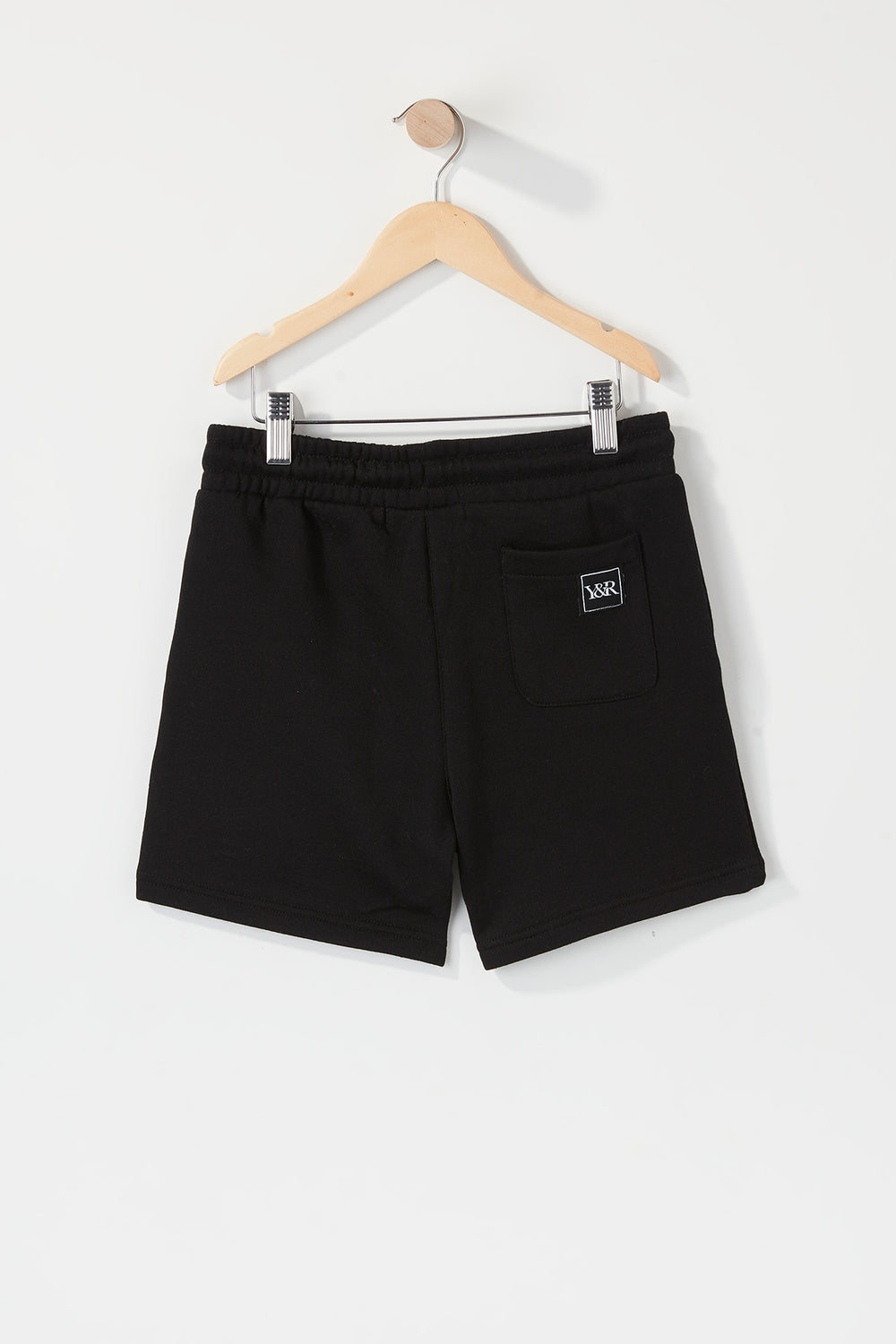 Short Fluo Young & Reckless Garçon Noir