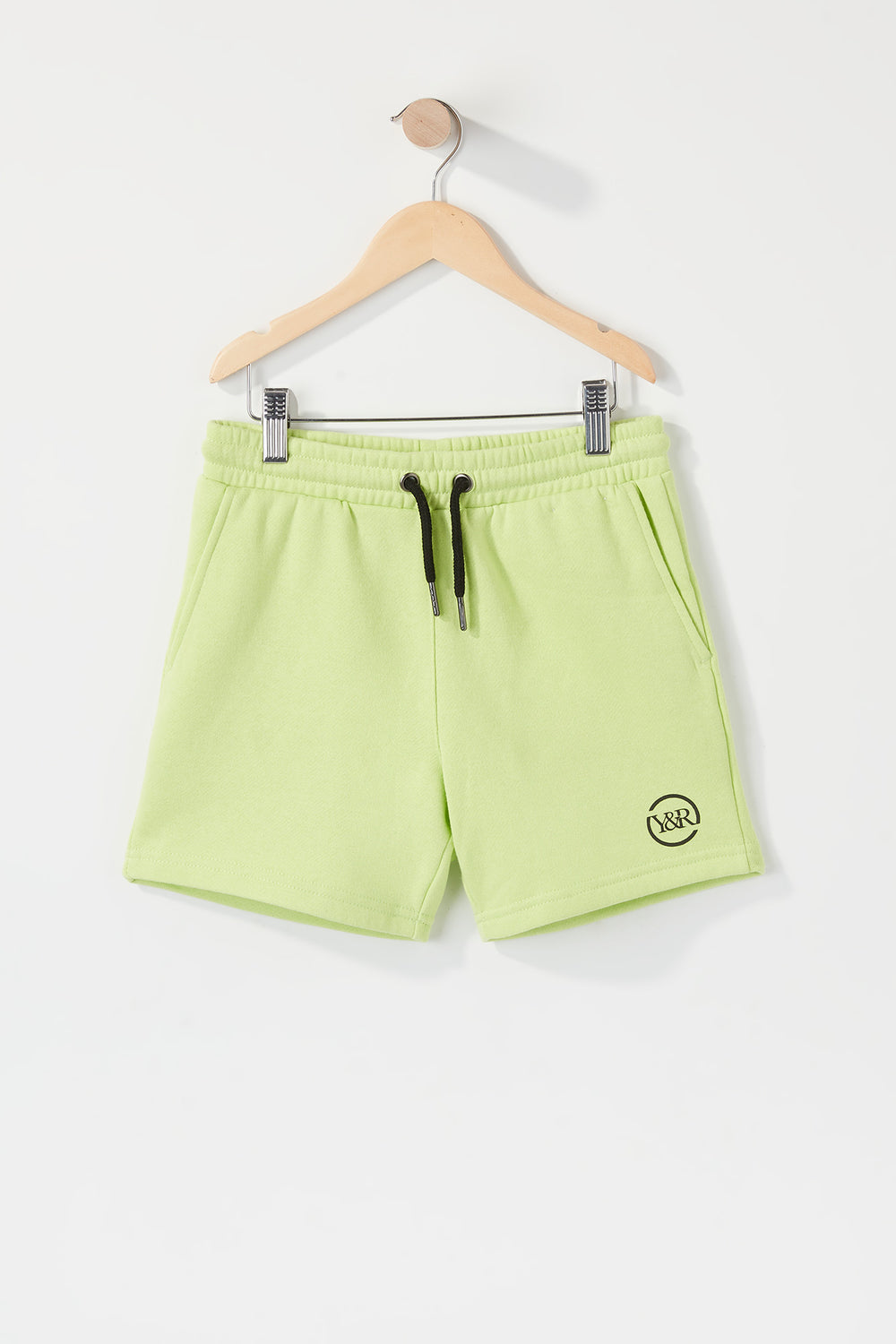 Young & Reckless Boys Neon Short Neon Green