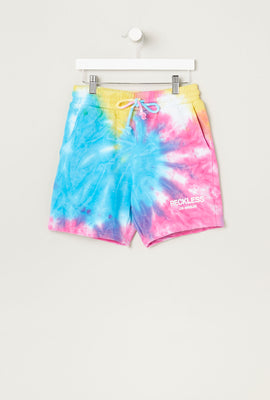 Short Tie-Dye Junior Young & Reckless