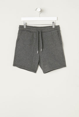 West49 Youth Basic Fleece Short