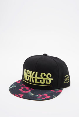 Young & Reckless Boys Electric Floral Hat