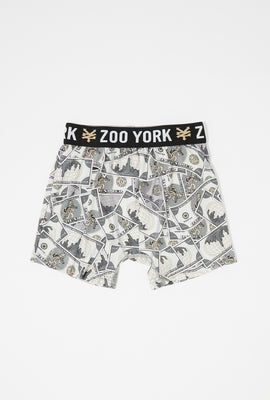 Boxer Billets De Dollar Zoo York Homme