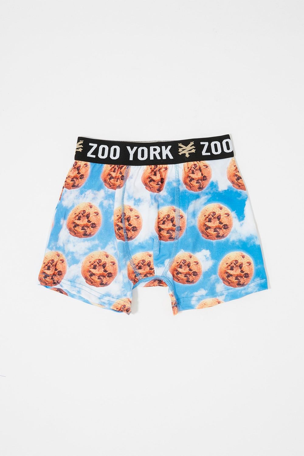 Boxer Biscuits Zoo York Homme Bleu