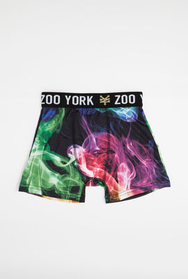 Zoo York Boys Neon Smoke Boxer Brief