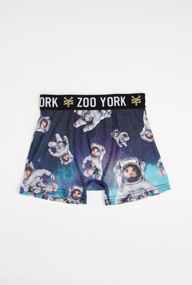 Zoo York Boys Cat In Space Boxer Brief