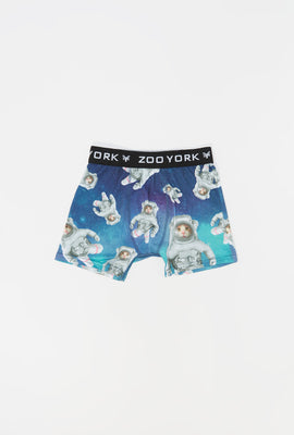 Zoo York Boys Space Cat Boxer Brief