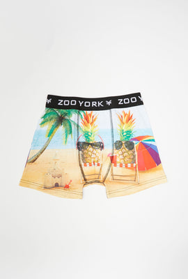 Zoo York Youth Cool Pineapples Boxer Brief
