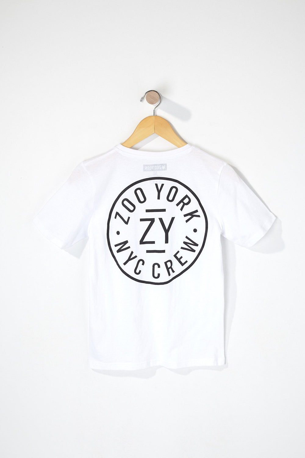Zoo York Boys Circle Logo T-Shirt Zoo York Boys Circle Logo T-Shirt