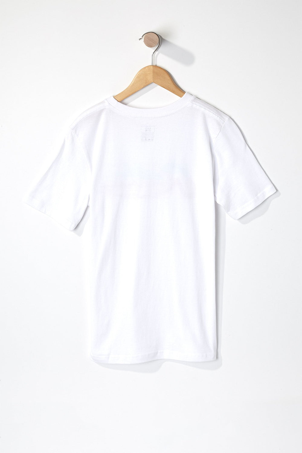 Boys Los Angeles Reckless T-Shirt White