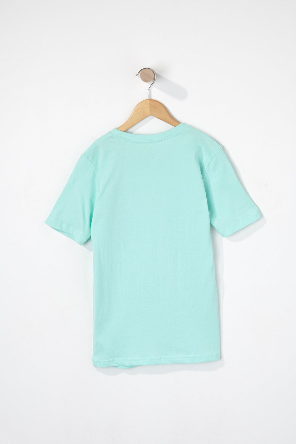 Zoo York Boys Neon Logo T-Shirt Zoo York Boys Neon Logo T-Shirt
