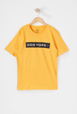 Zoo York Boys Logo T-Shirt