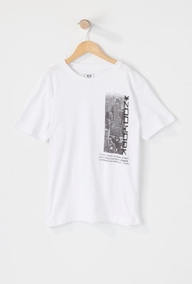 Zoo York Boys NYC T-Shirt