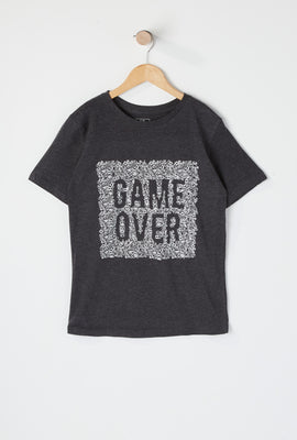 Boys Game Over T-Shirt