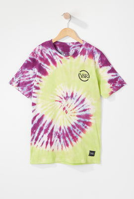 Young & Reckless Boys Multi-CityTie-Dye T-Shirt