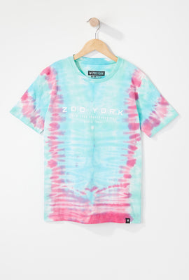 Zoo York Youth Logo Tie-Dye T-Shirt