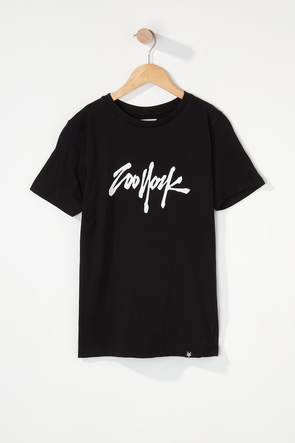 Zoo York Boys NYC 5 Boroughs T-Shirt Black