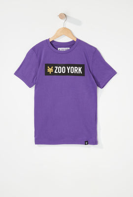 Zoo York Boys Classic Logo T-Shirt