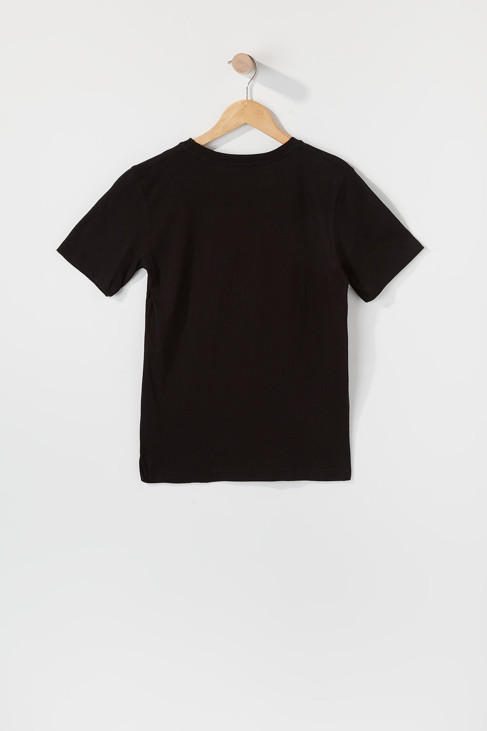 Young & Reckless Boys Gradient Logo T-Shirt Black