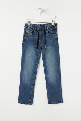 Zoo York Youth Slim Dark Wash Jeans