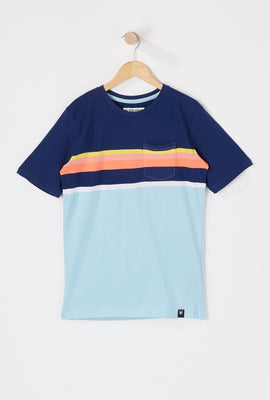 Zoo York Boys Striped T-Shirt