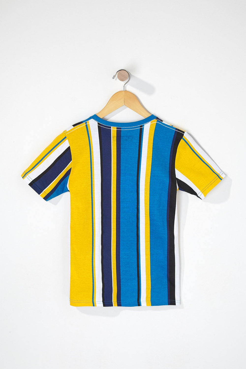 Zoo York Boys Striped T-Shirt Zoo York Boys Striped T-Shirt