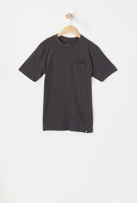 Zoo York Youth Basic Pocket T-Shirt