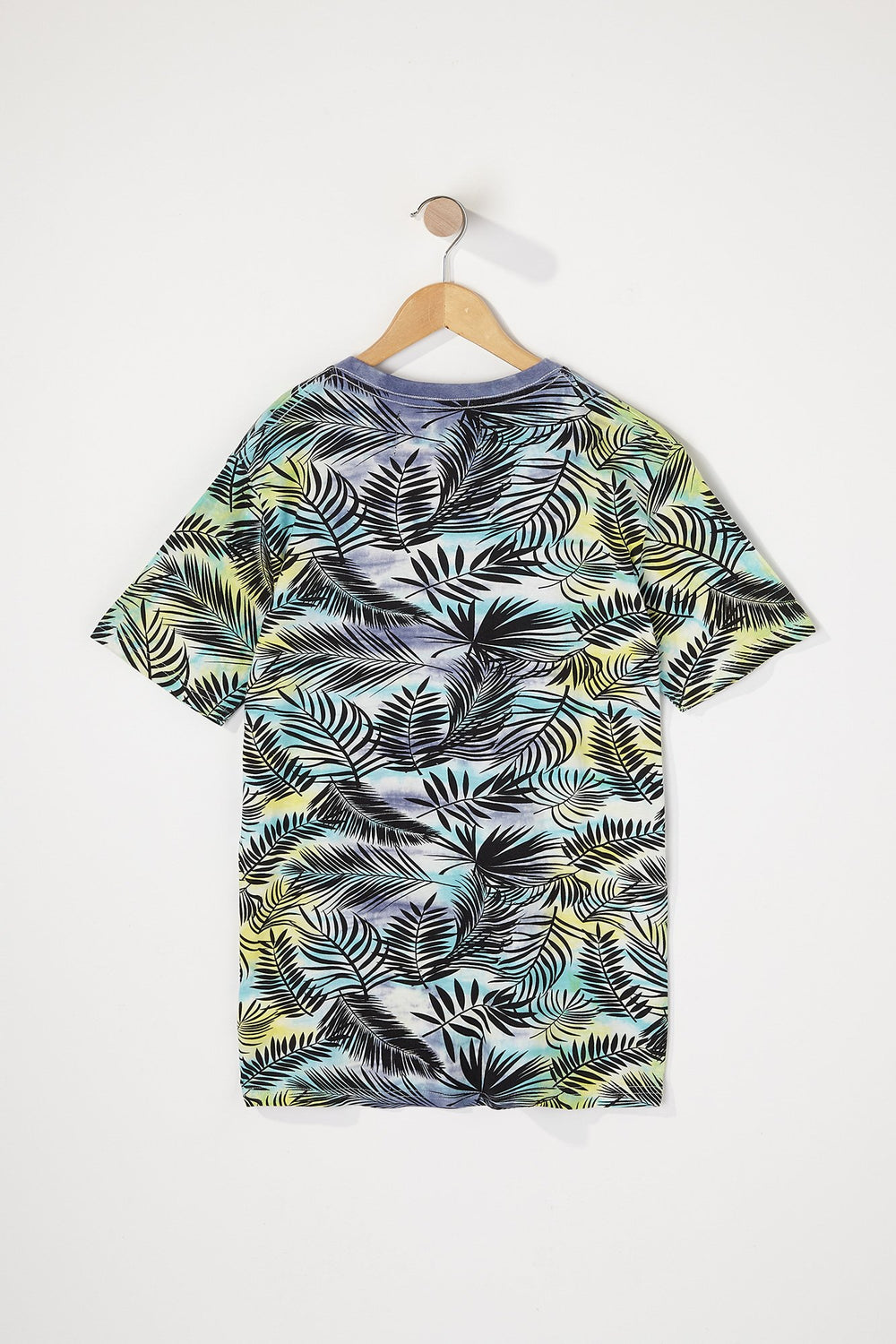West49 Boys Tie-Dye Palm Tree T-Shirt Multi
