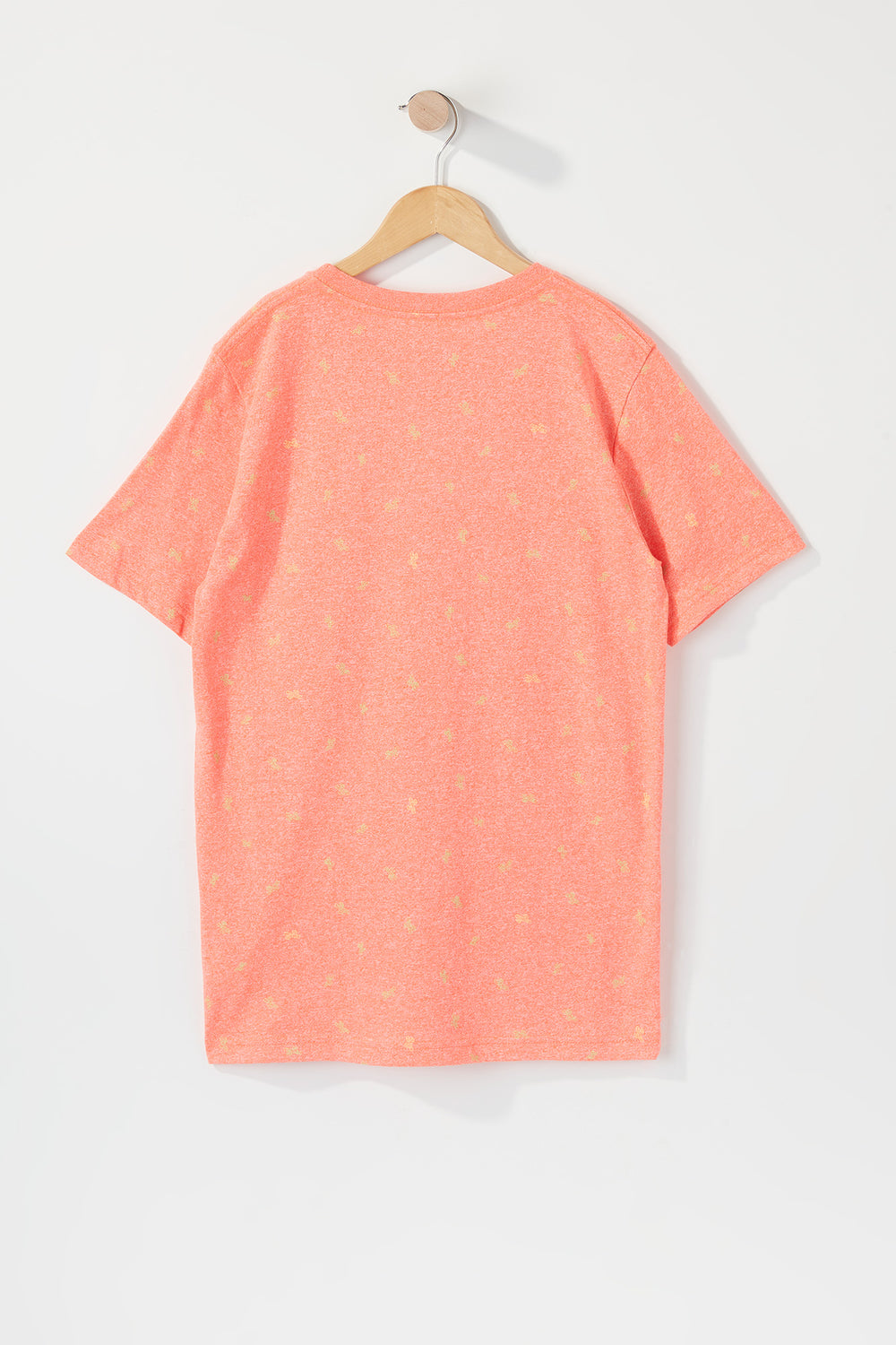 T-Shirt Avec Motif West49 Garçon Orange