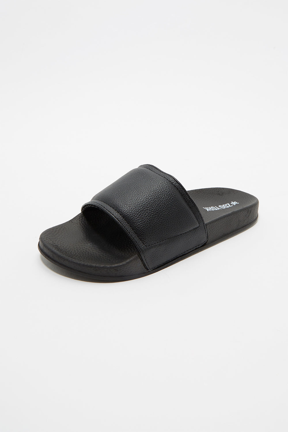 Zoo York Boys Slider Sandals Black