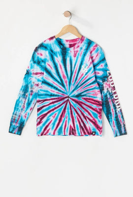 Zoo York Youth Tie-Dye Long Sleeves