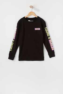 Young & Reckless Boys Stop At Nothing Long Sleeve
