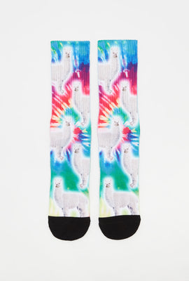 Zoo York Boys Sublimated Graphic Crew Socks
