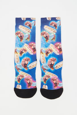 Chaussettes Hot Dog Zoo York Junior