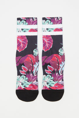 Chaussettes Florales Young & Reckless Junior