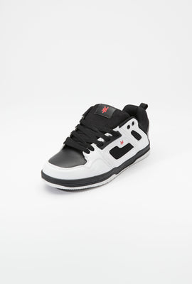Zoo York Youth White Carter Shoes
